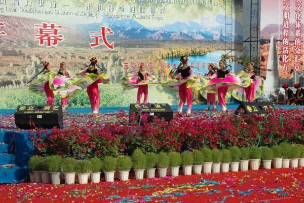 Turpan Xinjiang China image