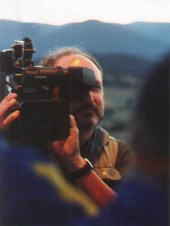 Marc shooting video in Australia image