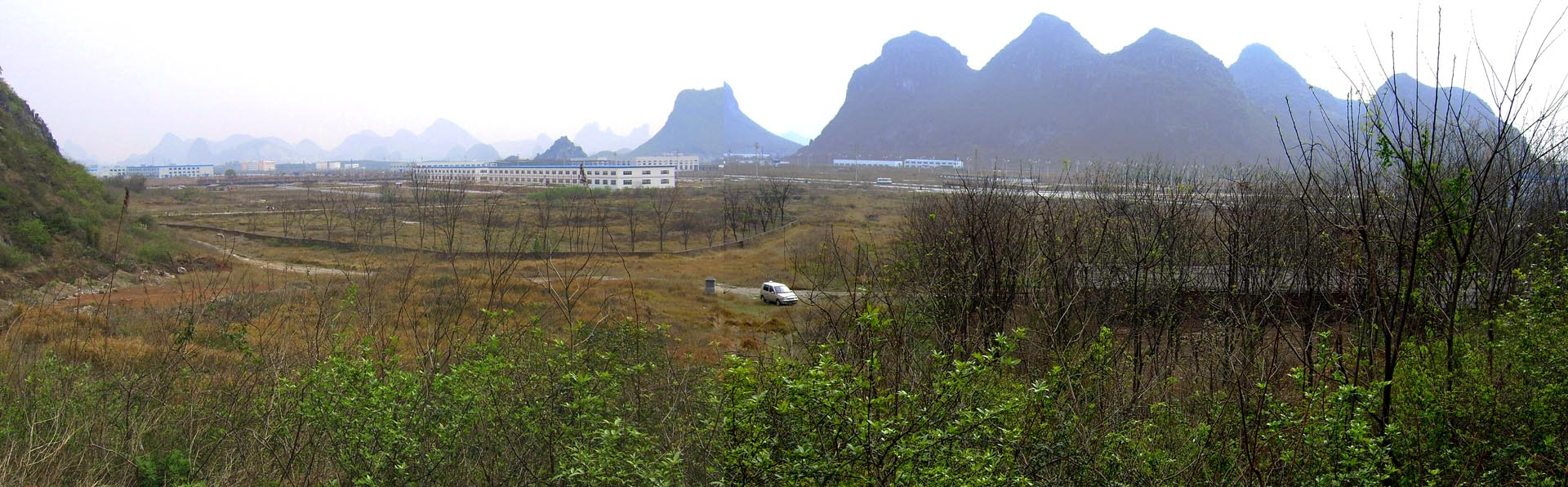 Flying Tigers Guilin Airfield location image