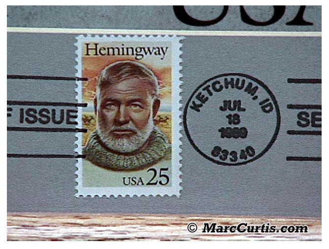 Ernest Hiemingway image
