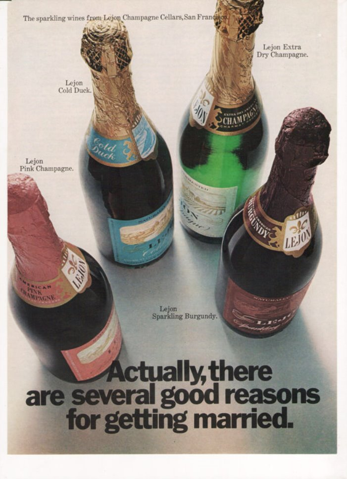 United Vintners Lujon Champagne image