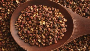 Sichuan peppers image
