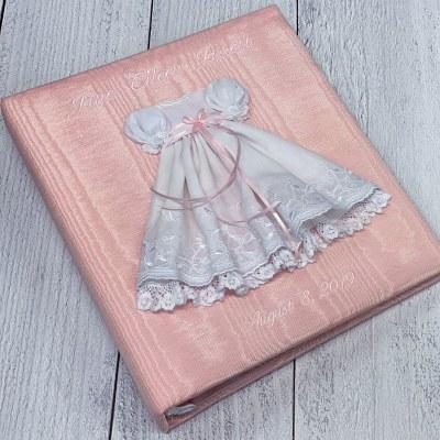 Baby-Memory-Book-KBRE-22G-Pink-Ballantines-White-Thread-alt-2