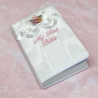 Childrens-Bible-Pink-KCH-34M-ballantines-baby-pink-thread