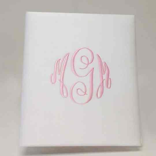 AR11-MS-White-Matte-Satin-Style-38-Baby-Pink-Thread