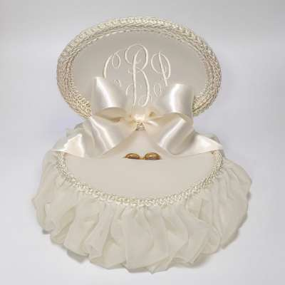 BS6O-14C-Candlelight-Woven-Satin-Ribbon-front
