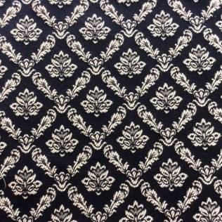 Fabric-Swatch-Brocade-Ecru-on-Black-Brocade