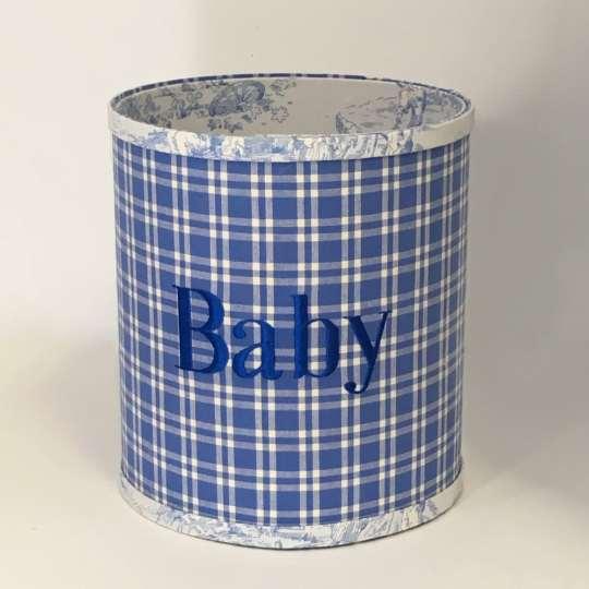 WB-BG-Blue-Plaid-with-Blue-Toile-Cotton-Style-107-Navy-Thread
