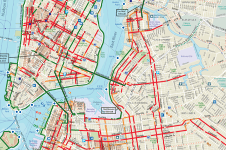 nyc cycling map » Another Maps [Get Maps on HD] | Full HD Another Maps