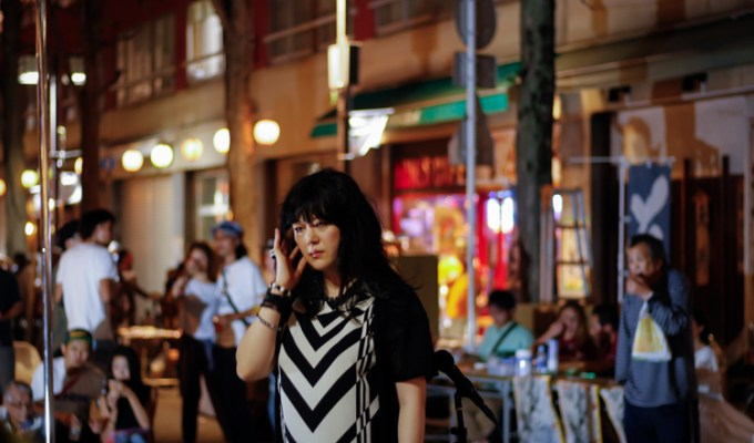 Yoshidamachi – street festival