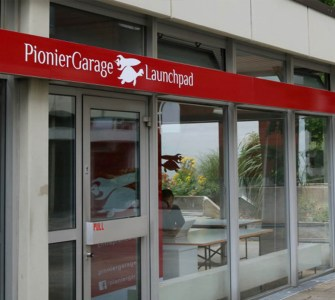 Pionier Garage Launchpad