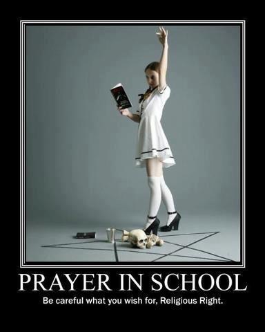 Religion in Schools.