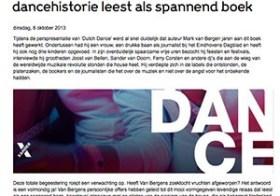 Dutch Dance leest als spannend boek