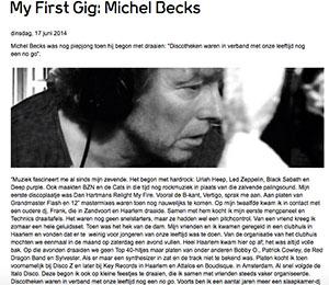 my-first-gig-michel-becks-marcelineke