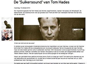my-first-gig-tom-hades-marcelineke