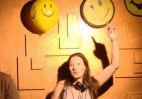 My First Gig DJ Celeste