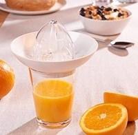 Handige citruspers
