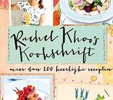 Kookschrift van Rachel Khoo