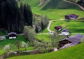 Privé vakantiehuis in Oostenrijk