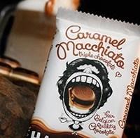 Caramel Macchiato als chocoladereep