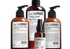 Pure grooming: L:A Bruket