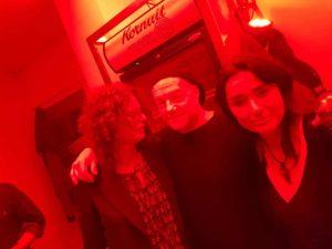 Dimitri, Marceline & Marie-Cecile, Ruigoord 2018