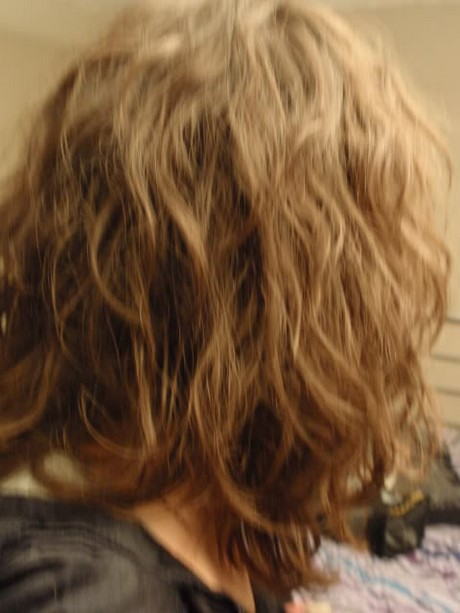 Ondulation Cheveux Permanente