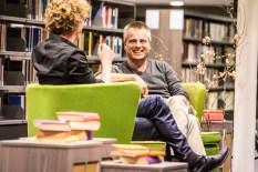 Joris Luyendijk bij OBGZ - foto Marcel Krijgsman