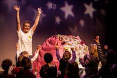 Theatervoorstelling 'De Gaapdraak' - Corporatie fotografie - Marcel Krijgsman