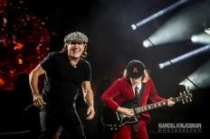 AC/DC, Rock or Bust with AC/DC in een knallend Gelredome Arnhem