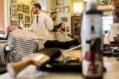 barbier The Barbershop - Marcel Krijgsman