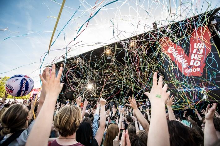 Bevrijdingsfestival Utrecht - #5voor5