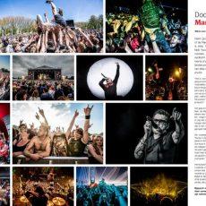 'Door de lens van… popfotograaf Marcel Krijgsman' in Uit Nijmegen