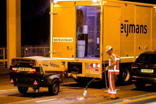 Veiligheid bij wegwerkzaamheden