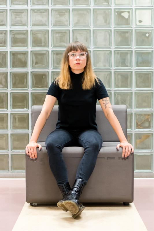 Auteursportret Aafke Romeijn - Concept M - Marcel Krijgsman