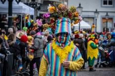 Carnaval in Lampegat, Mestreech en Oeteldonk: feest, feest en feest
