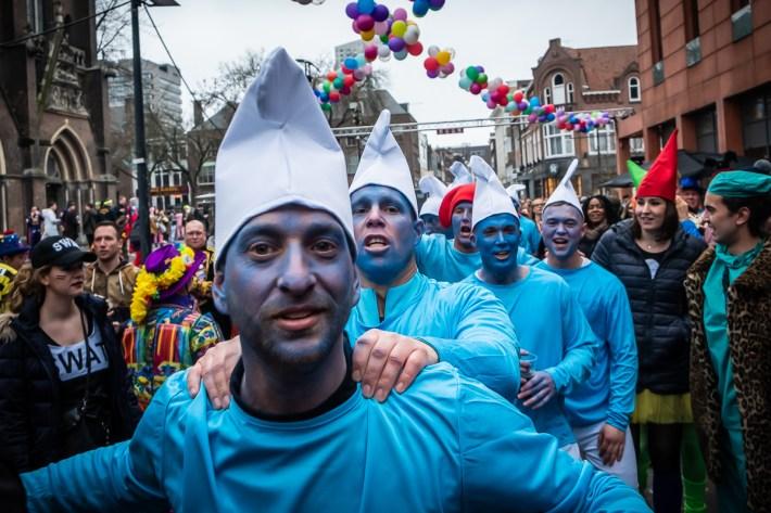 Carnaval Eindhoven door Marcel Krijgsman