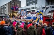 Carnaval in Eindhoven door Marcel Krijgsman