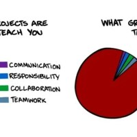 What do you learn from group projects?