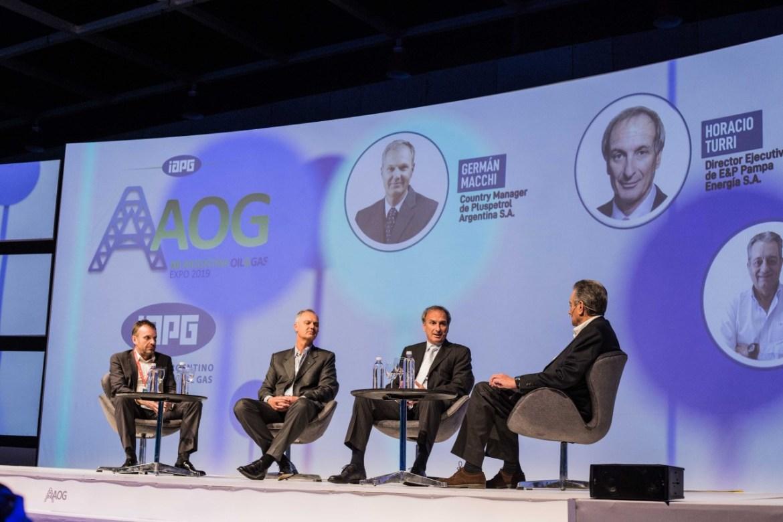 Encuentro con los CEOS AOG 2019