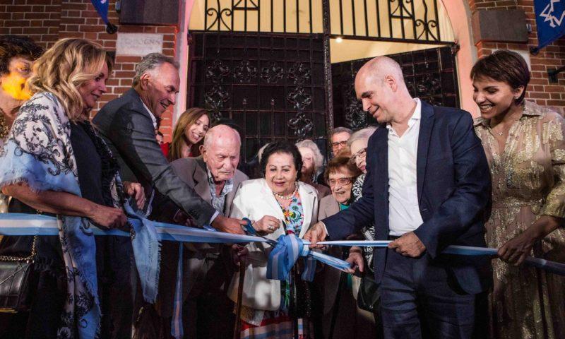 Inauguración Museo Holocausto - Marcelo Mindlin 01