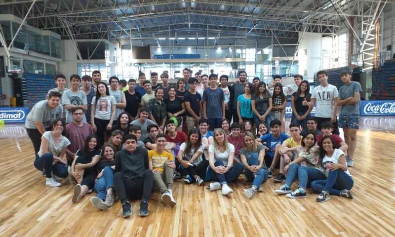 Fundación Pampa: cierre del año en Bahía Blanca