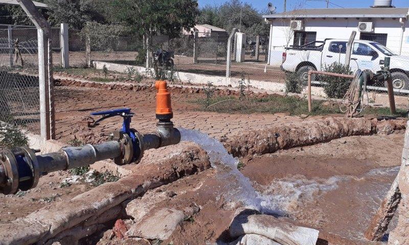 Marcelo-Mindlin-Primer pozo de agua segura en Santa Victoria Este-Fundación