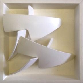Spiel - sketch - 22 x 22,5 x 7 cm.