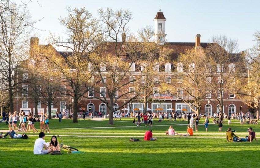 Top 30 Best Universities in The World