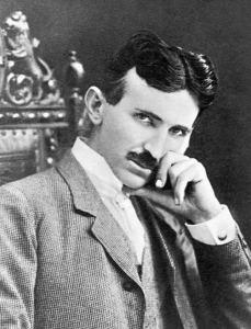 Nikola Tesla (1856 – 1943 AD)