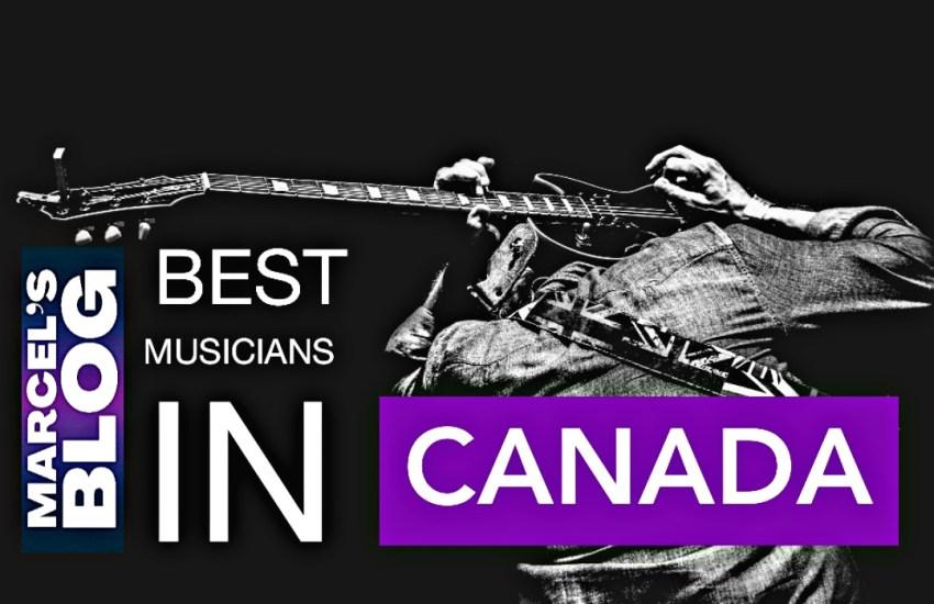 Best Musicians In Canada