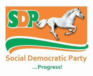 SDP Social Democratic Party