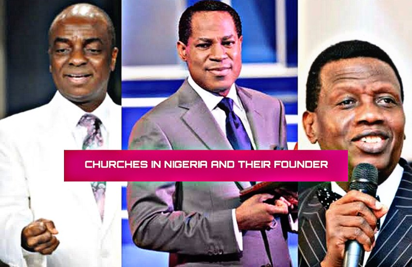 List of Churches in Nigeria and Their Founders