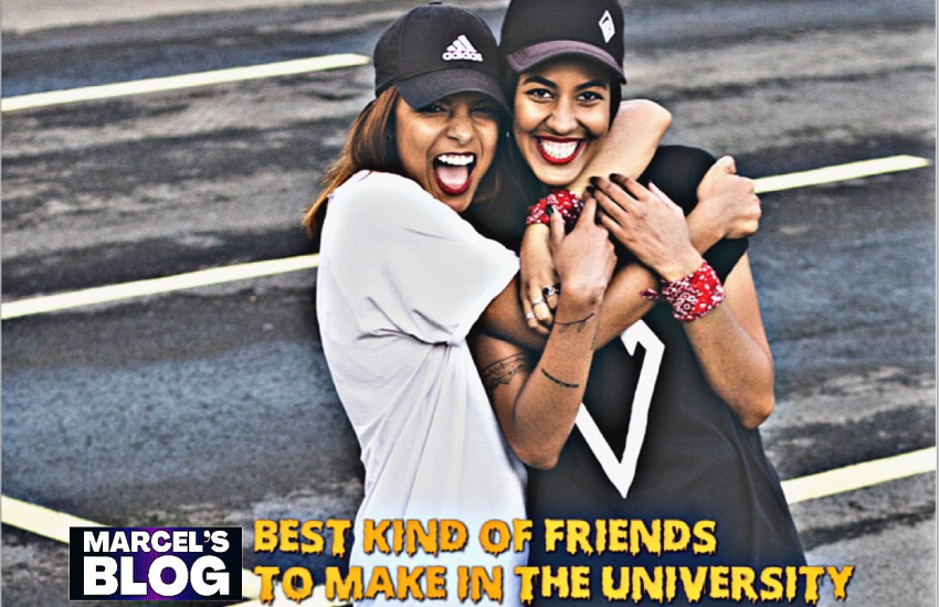 Best Friends To Make In The University